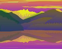 Vancouver Mountains