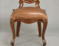 Fine Furniture in Rosewood , Teakwood and Mahogany