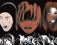 Central Perception - Band Poster