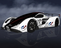 "Alias Modelling Project ""HyperCar"" 2013"