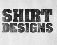 FREELANCE // Shirt Designs