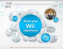 Web Design | Wii