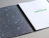 DW Green Company Branding
