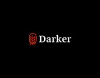 Darker - Brand identity / packaging