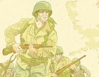 WW2 iPad Application
