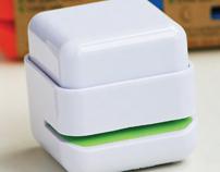 Cube Staple Free Stapler