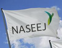 Naseej Rebrand