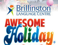 Brillington Language Centre Promotional Material