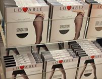 LOVABLE / SOCKS PACKAGING