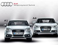 Anúncios - Audi