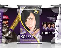Koleston: Embalagem para kit