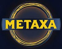 Metaxa & Jagermaister Light Boards for Pubs Design