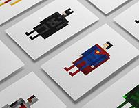 Pixel heros (DC)
