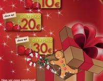 Newsletter di Natale per promozioni
