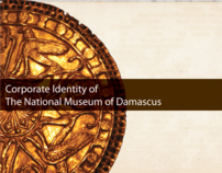 Damascus National Museum Brand Identity