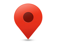 Location, Map Pin icon