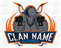 Bad Bull Clanlogo
