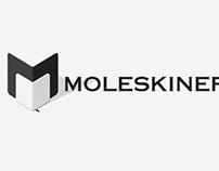 Moleskinerie Logo Proposal