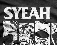 SyeahSkate Stuff