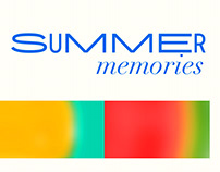 夏日记忆 Summer memories