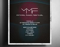 Manifesto MMF Minimal Music Festival