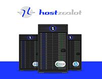 HostZealot - Hosting Company