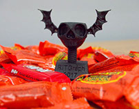 RITGRAPH Halloween Trophy