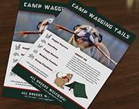 Camp Wagging Tails