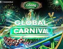 Chang Global Carnival - Bangkok 2016