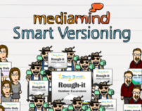 Video Animation for Smart Versioning Product Demo