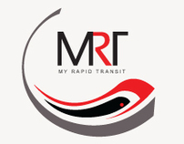 MRT Logo Design