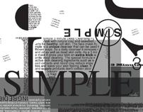 3 Minutes Typography