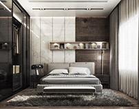 Modern Bedroom | Oman