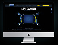 Fineco logo animation