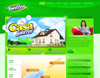 Website Swiffer Portugal