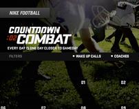 Nike Football | Countdown to Combat