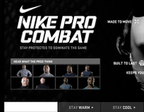 Nike Pro Combat | Witness the Transformation