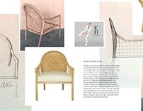Irene Chair for E.D. Ellen Degeneres Outdoor Collection