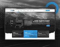 Shipment & Logistic UI/UX Design
