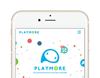 Playmore Homepage