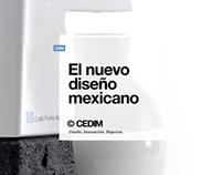 © CEDIM — El nuevo diseño mexicano