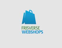 Frisverse Webshops Logo Ontwerp / Identity Design
