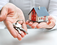 The keys to a home