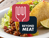 Beyond Meat / UI/UX + Site Design