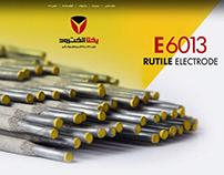 YEKTA ELECTRODE Web Site