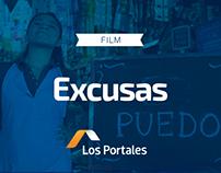 LOS PORTALES │Excusas│Film
