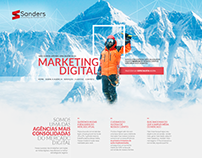 Sanders Digital - Agencia de Marketing