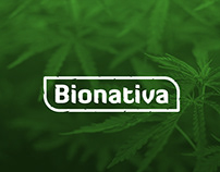 Bionativa branding & packaging