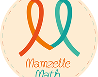 Logo Mamzelle Math