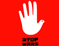"""STOP WAR.ORG """" POSTERS """""""
